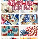 Desserts for 4th of July