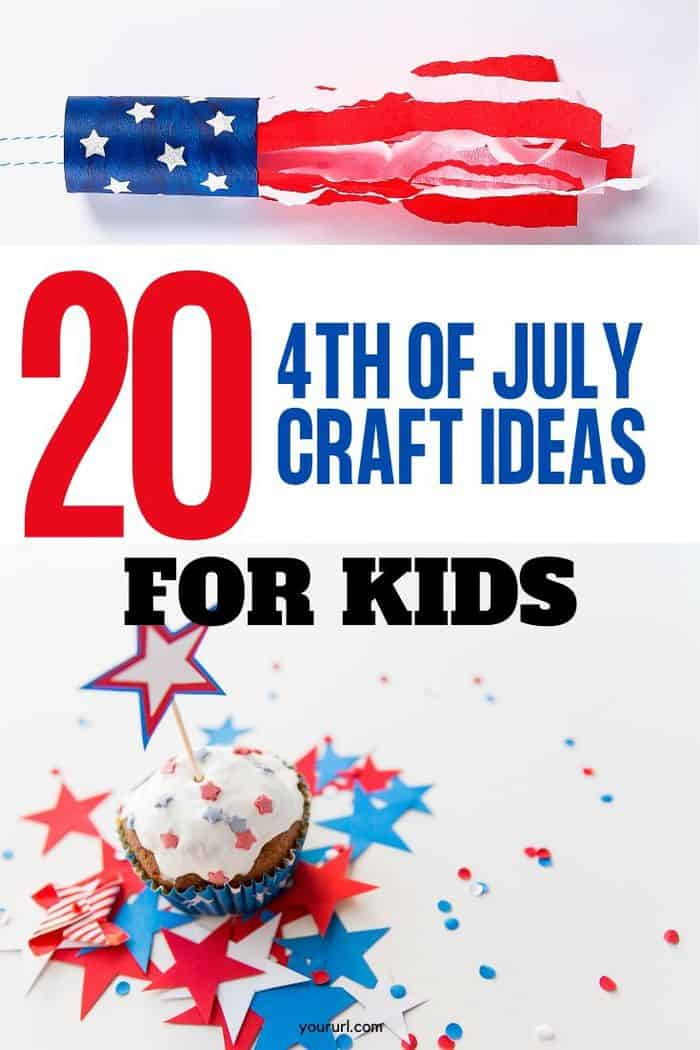 4th of July Crafts\