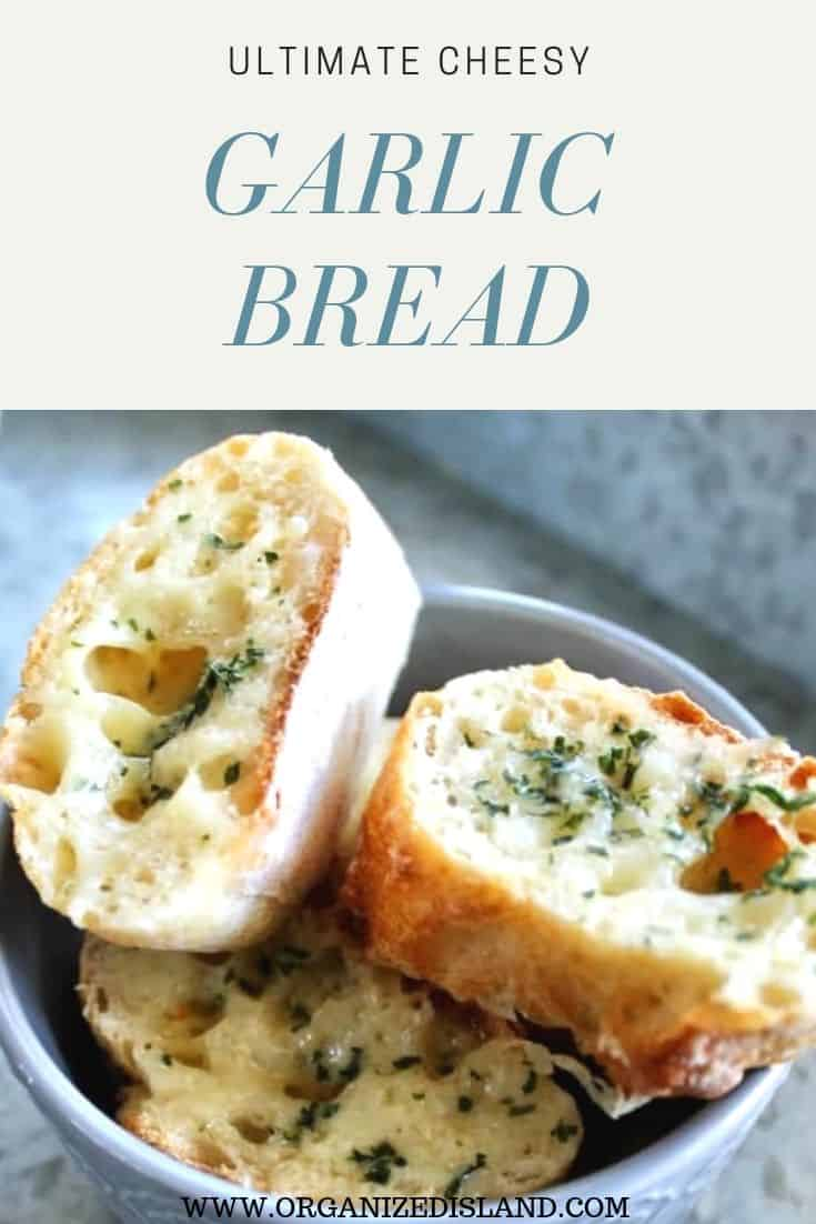 Best Garlic bread recipe