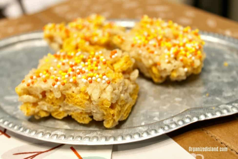 rice crispy treats with other cereal