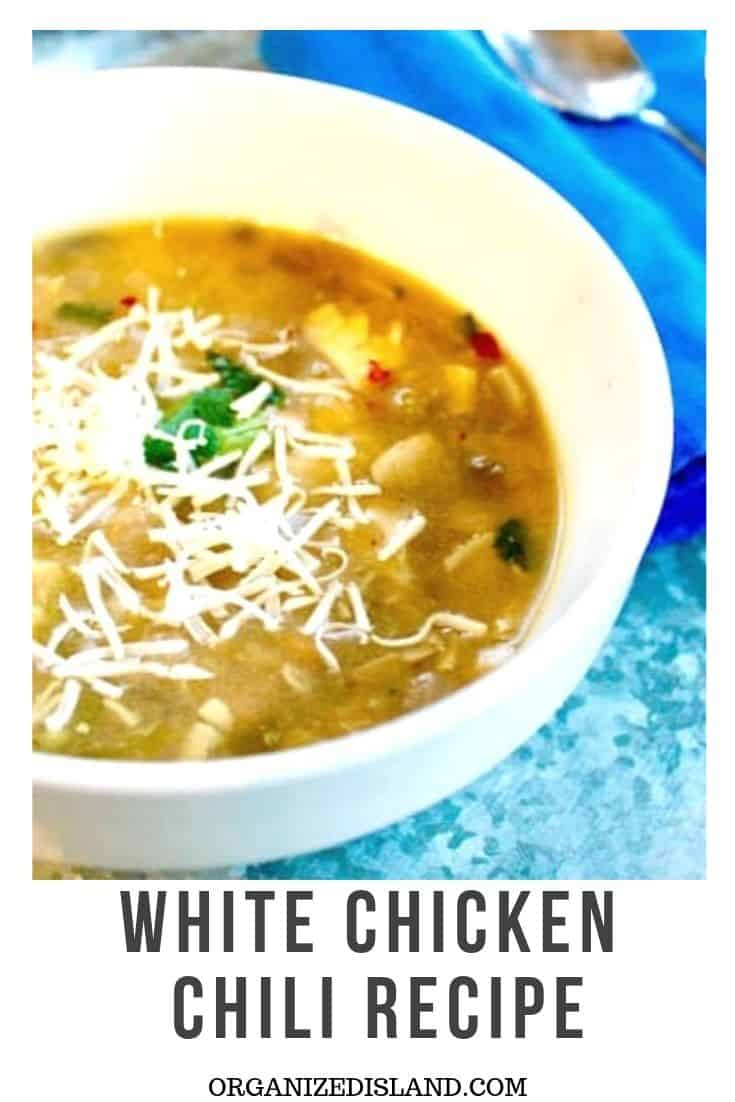 white chicken chili weight watchers