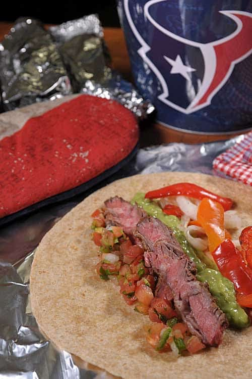 The Best Tex-Mex Arrachera Fajita Recipe | Throw Your Best Game Day Get Together Ever! | Organized Island