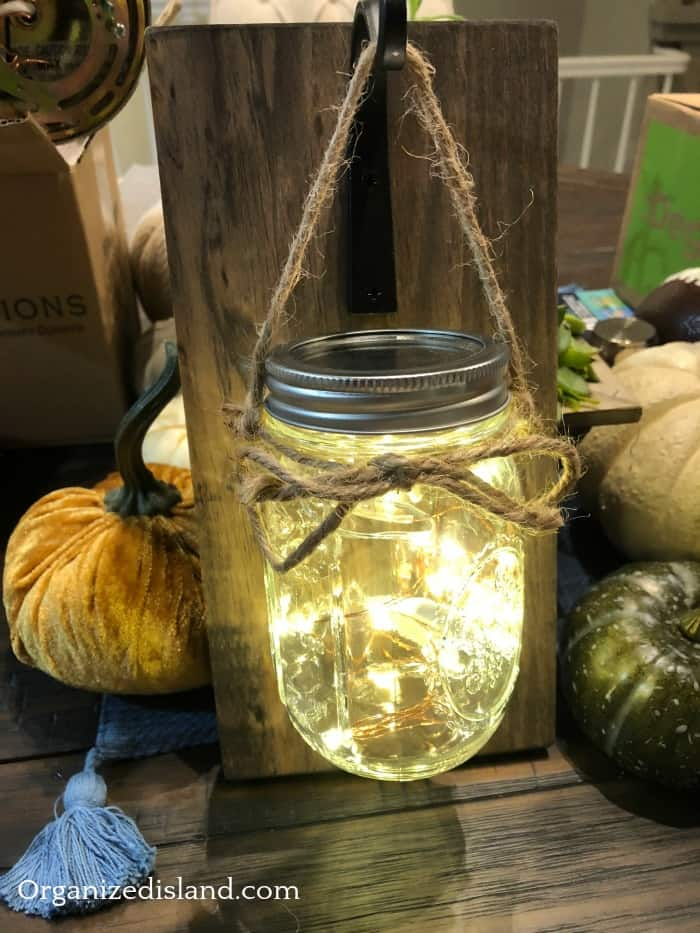 MAson Jar Handmade Sconces