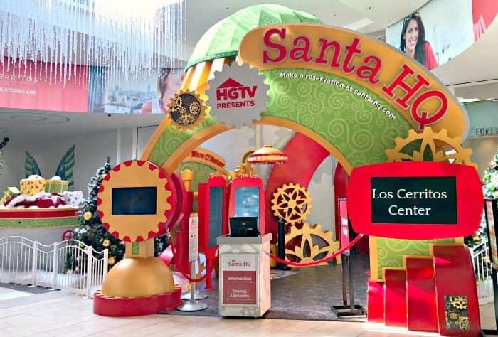 #SantaHQ