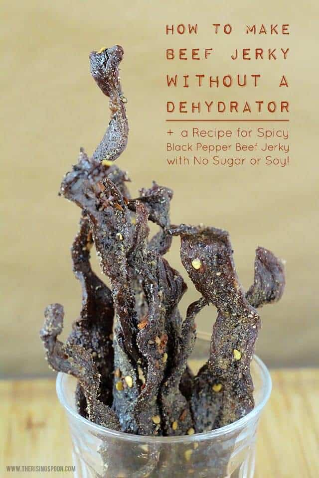 16 Simple and Savory Christmas Gift Ideas | How to Make Beef Jerky | The Rising Spoon