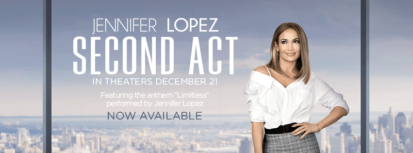 Second Act Jennifer Lopez