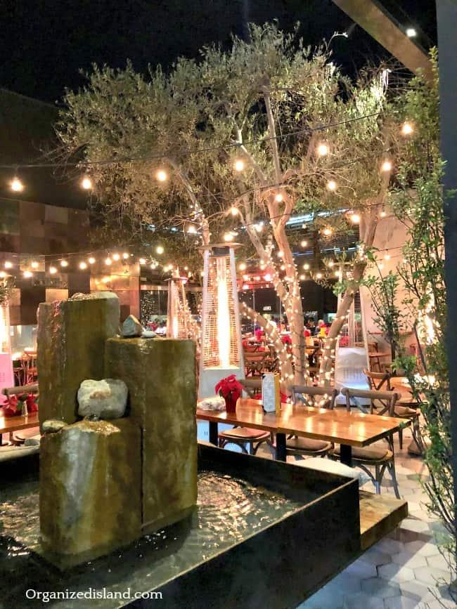 Frida restaurant torrance courtyard