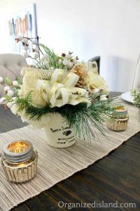 wayfair holiday centerpiece