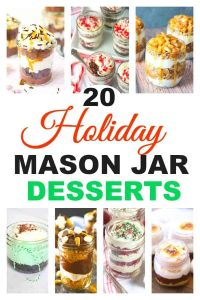 mason jar dessert recipes