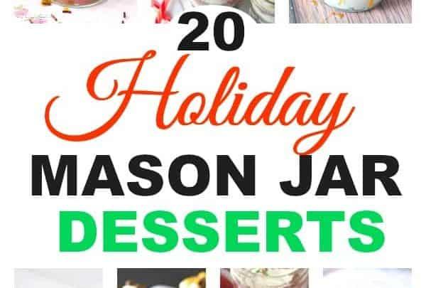 mason jar dessert recipes