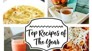 top recipes of year