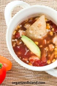 asy Tortilla Soup Recipe