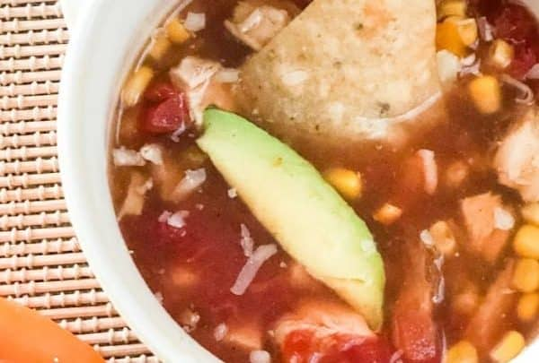 asy Tortilla Soup Recipe