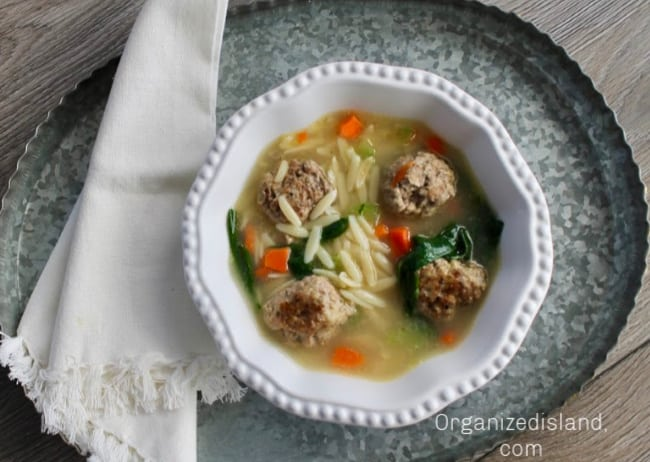 cold weather soup recipe