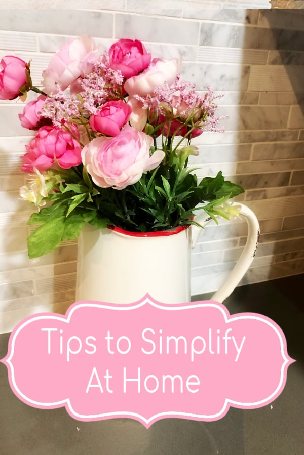 Tips to Simplify