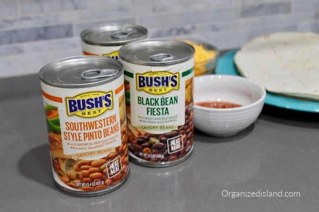 Bushs Pinto beans