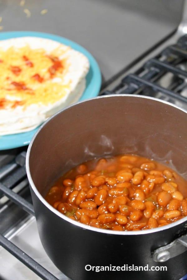 Bushs Savory Beans