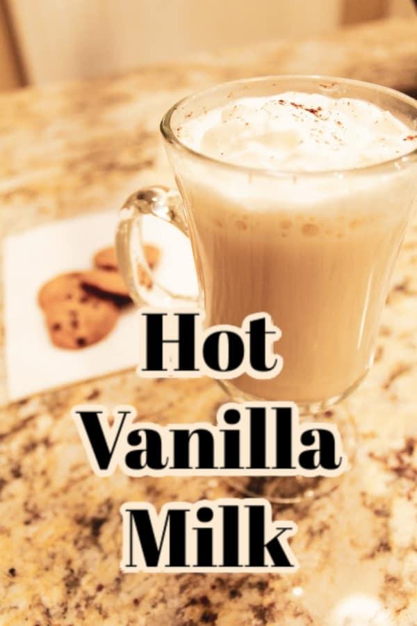 Vanilla Milk Recipe