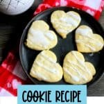 Shortbread cookie recipe