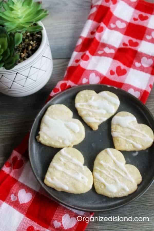 Shortbread cookie recipe