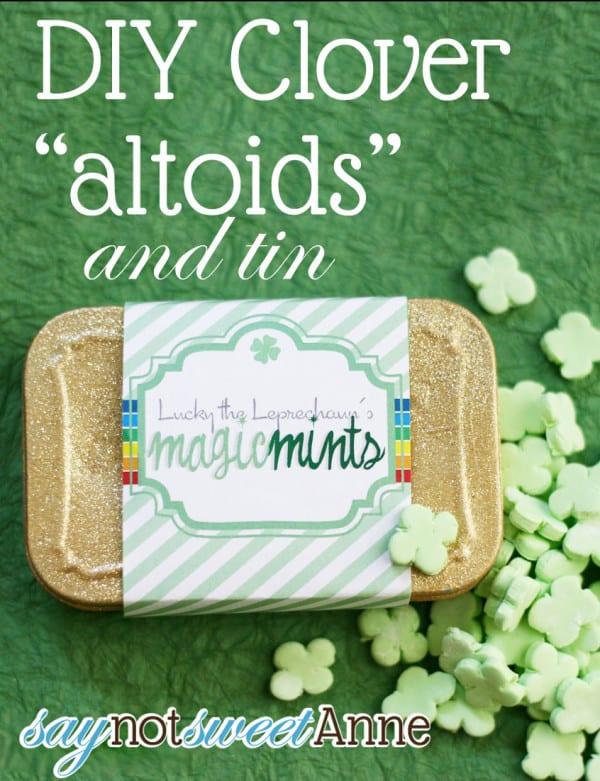 Shamrock Mints