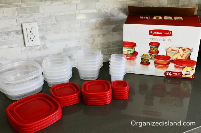 Easy Find Lids Set