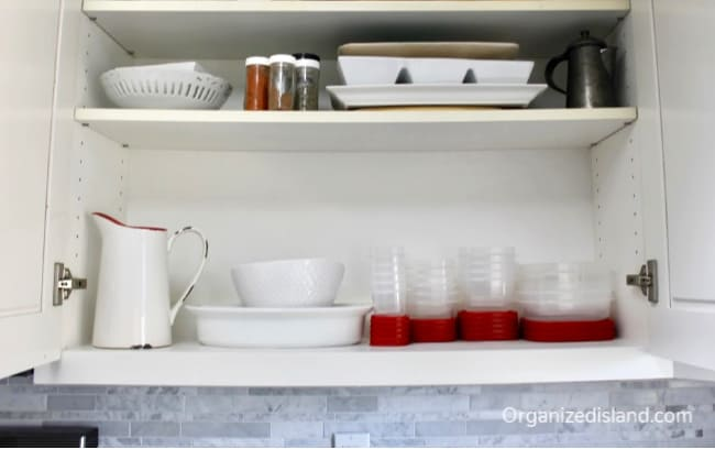 Rubbermaid kitchen storage
