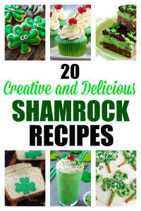 Shamrock Shaped Food