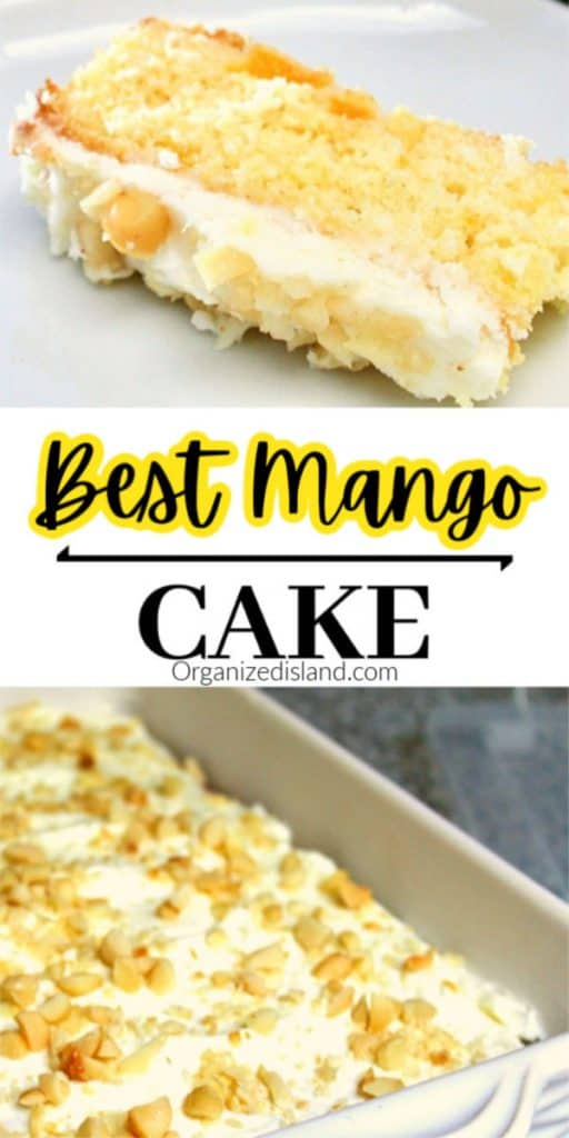 Best mango cake