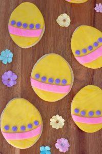 Easter Fondant Cookeis
