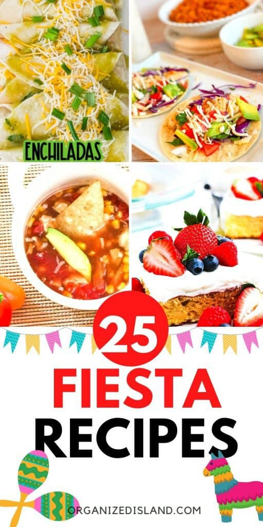 Fiesta Recipes