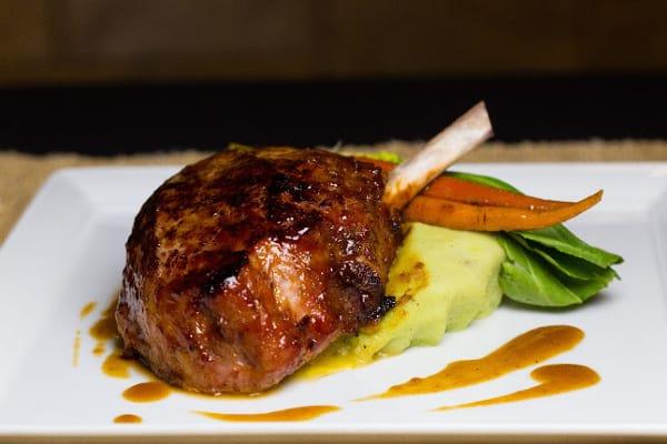 Roys Restaurant Pork Chop