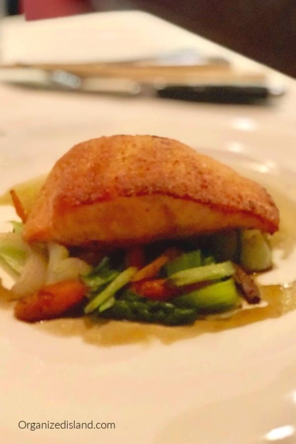 Roys Restaurants Salmon