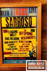 Sabroso taco festival concert line up