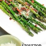 how to grill asparagus on the stove