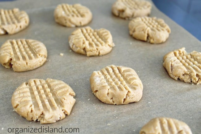 peanut butter cake mix cookies