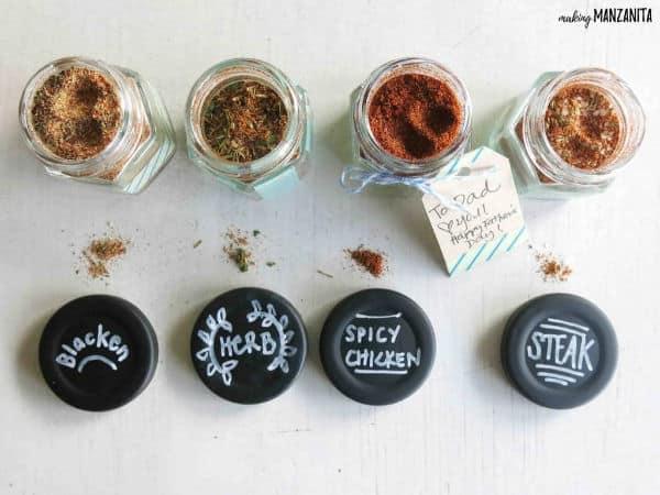DIY Spice Rub