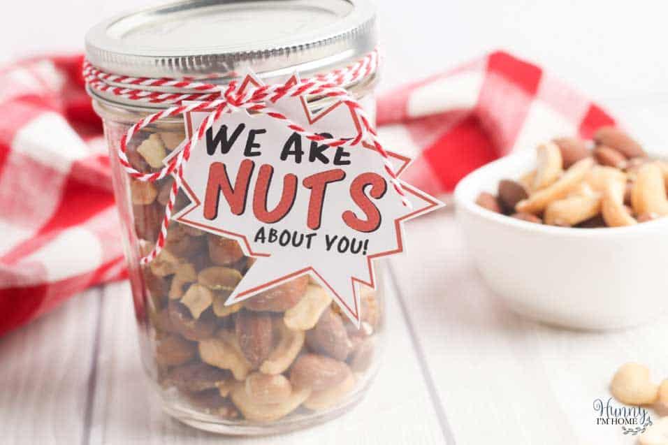 Nuts gift idea