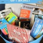 dollar store graduation gift basket