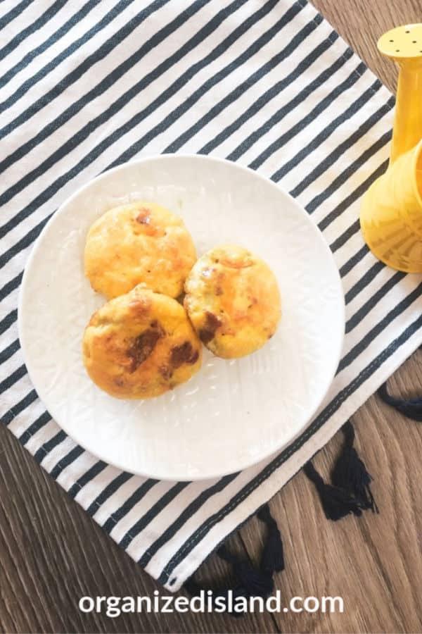 Bacon Breakfast Muffins