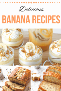 Easy Banana Recipes