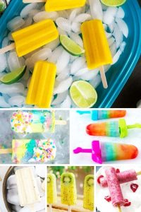 Ice Pop Recipes