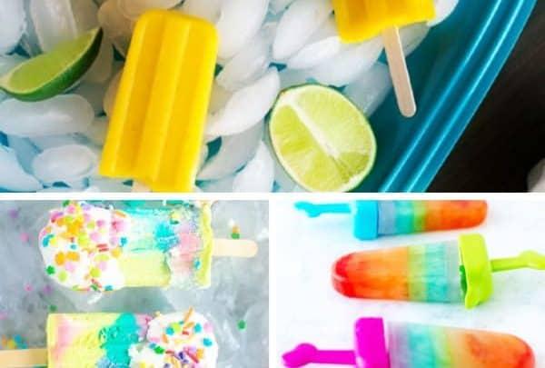 Ice Pop Recipes