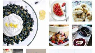 30+ Amazing Brunch Recipes with Fresh Fruit - Organized Island