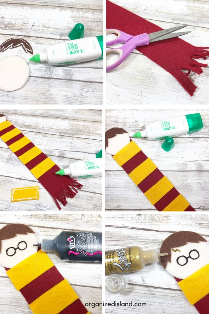 Harry Potter party favor