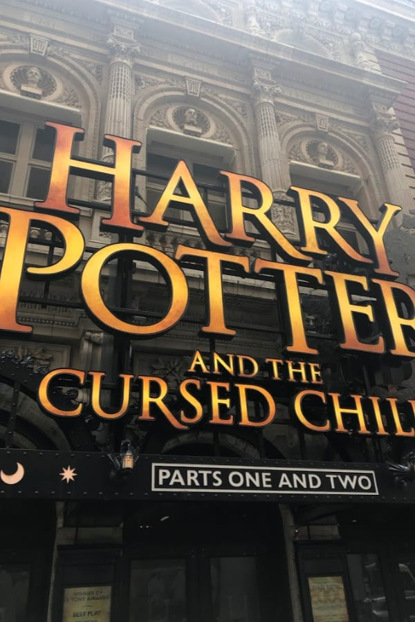 Harry Potter and the Cursed Chile Play