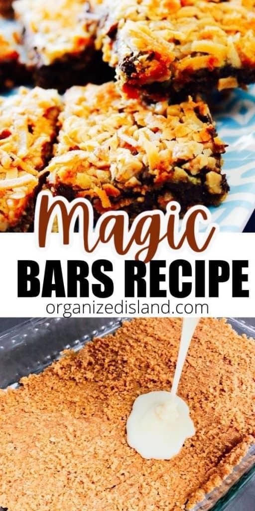 Magic Bars Recipe