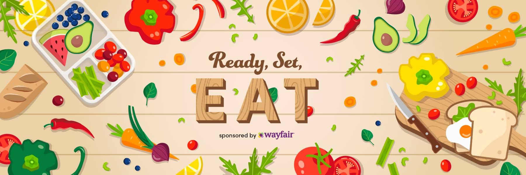 Ready set Eat
