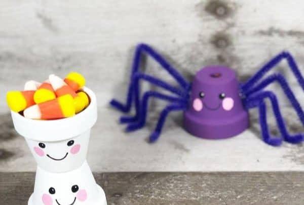 DIY Halloween Decor Kawaii