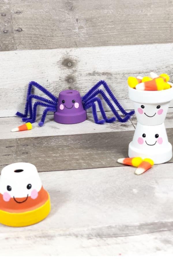 DIY Kawaii craft for Halloween